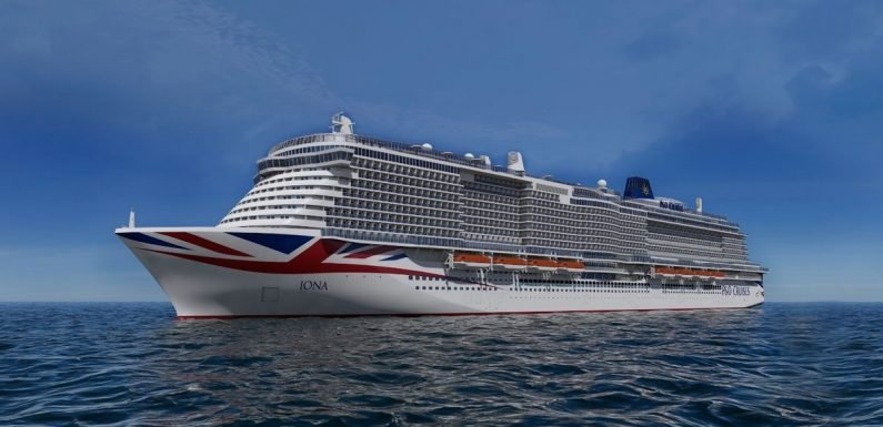 P&O Cruises winter itineraries for new ship Iona revealed