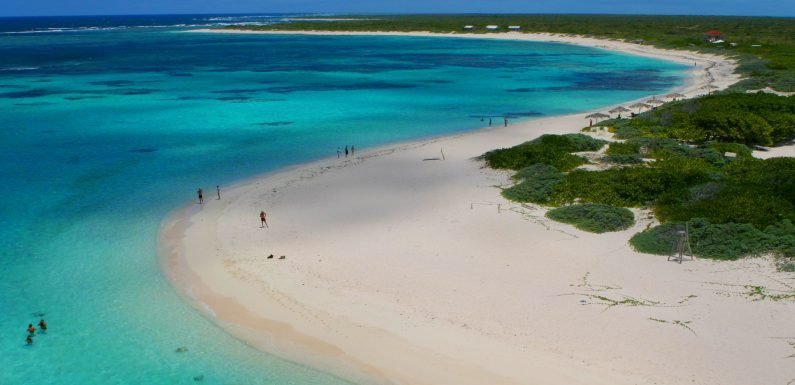 Shhh! These secret Caribbean beaches offer buttery sand and serenity