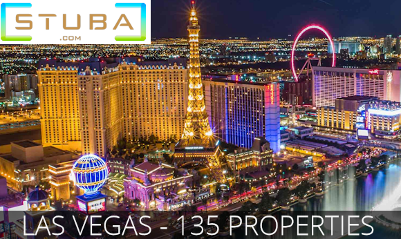 Party time in Vegas with STUBA ·