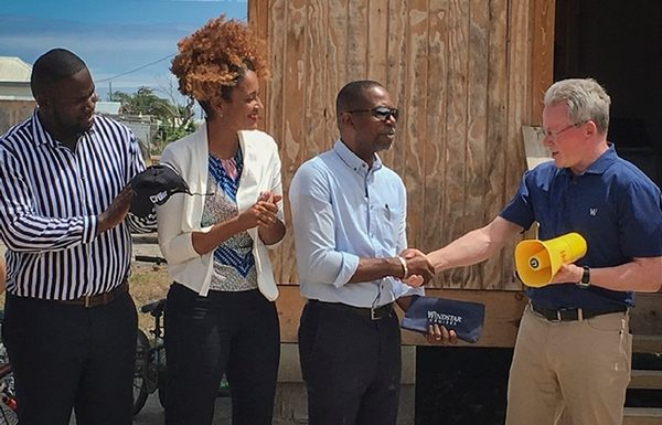 Windstar Anchors in Barbuda to Deliver Relief Funds