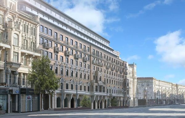 Corinthia Hotels Announces New Luxury Hotel Project in Moscow