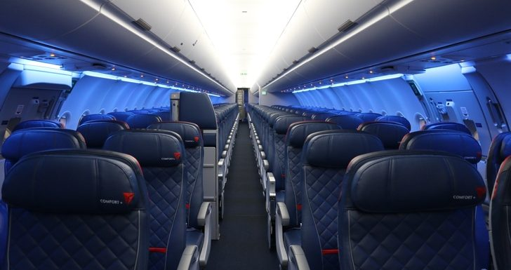 Five Passengers Injured by Severe Turbulence During Delta Air Lines Flight