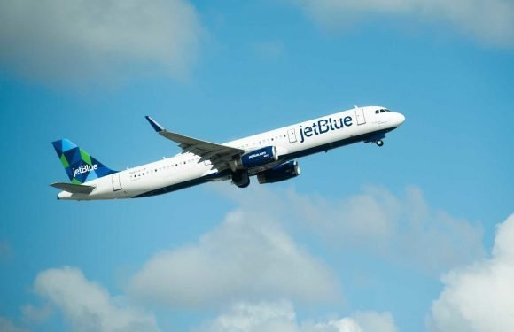 A Baby Was Born on a JetBlue Flight, So the Airline Named Its Plane After Him