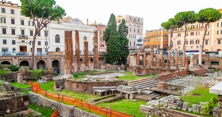 Rome Plans to Reopen Largo di Torre Argentina in 2021