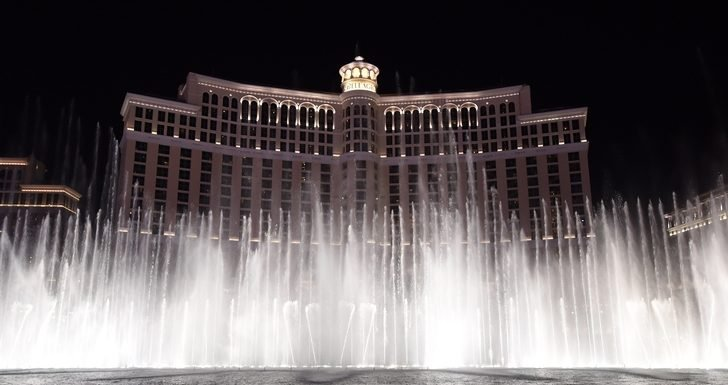Lady Gaga's 'Bad Romance' Coming to The Fountains of Bellagio