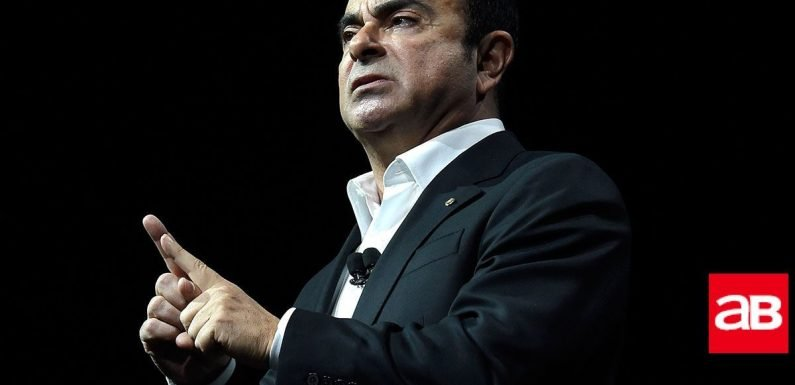 Ghosn to reimburse Versailles Palace for 2016 wedding costs