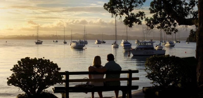 New Zealand's most romantic spots for a Valentine's Day staycation