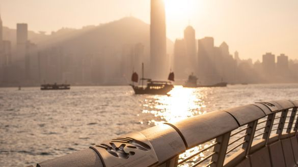 Hong Kong's iconic 'Avenue of Stars' reopens ·