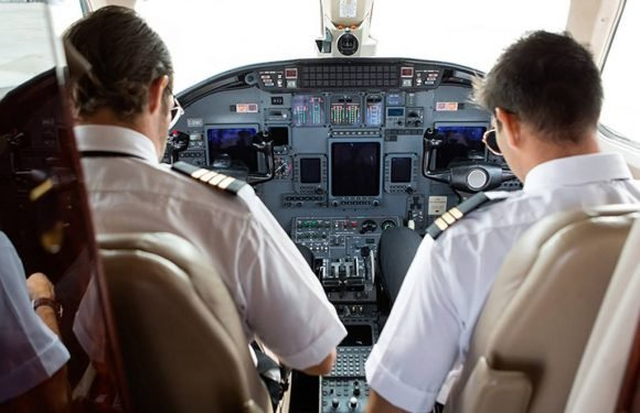 The two words you never want to hear plane staff use while on board a flight