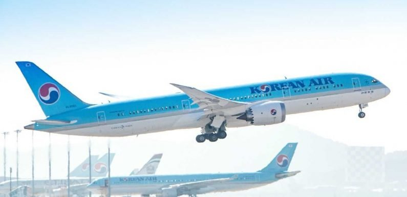 Korean Air Unveils Special Aircraft Livery ·