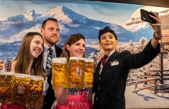 New Munich Flights from London ·