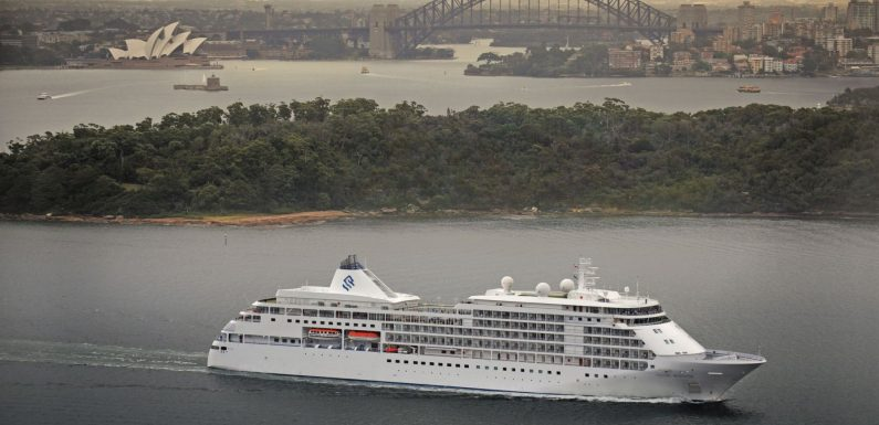 Silversea announces first ever expedition world cruise ·