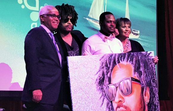 Lenny Kravitz as pitchman for new Bahamas tourism campaign