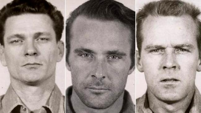 Alcatraz Prison escapees 'beat this place', former inmate says