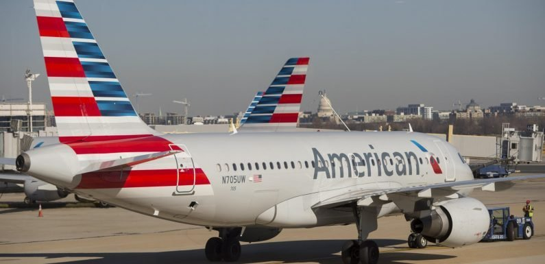 American Airlines pilot arrested on suspicion of trying to fly while drunk