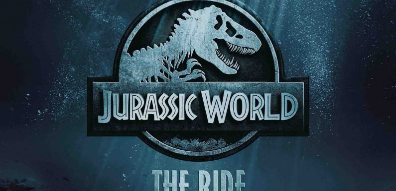 Universal Studios Hollywood reveals new 'Jurassic World' ride details, including huge waterfall