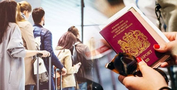 Britons to face longer airport queues due to e-passport changes leaked document reveals