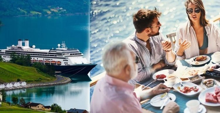 Cruise secrets: The whopping 'six tonne' passenger weight gain on each ship revealed