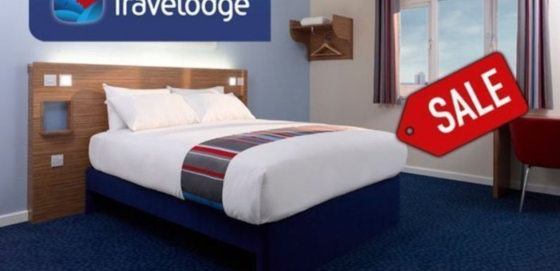 Travelodge launches MEGA sale with rooms for £29 or less – just in time for Easter