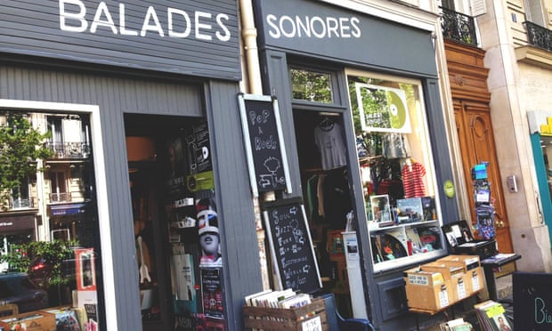10 of the best independent record shops in Paris