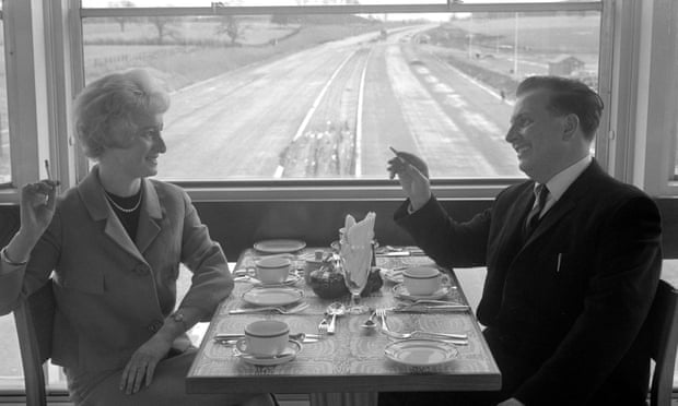 Motorway meals: how 60 years of the service station has shaped how Britain eats