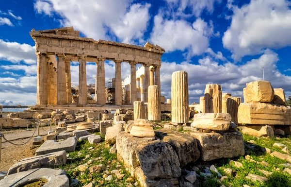 Greek Tourism Sector Growing at Record Pace