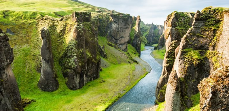 Icelandic canyon made famous by Justin Bieber shut to tourists