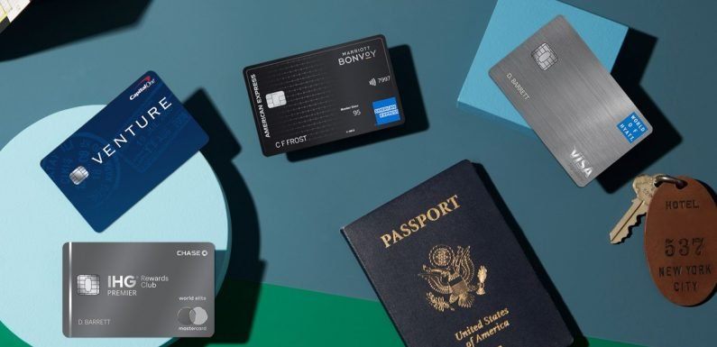 The Best Hotel Credit Cards of 2019