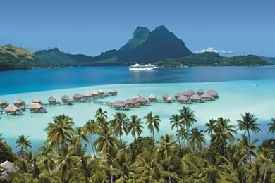 Make it a Christmas to remember with Paul Gauguin Cruises ·