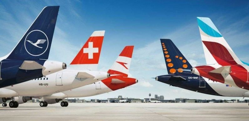 Lufthansa Group Airlines welcome around 9 million passengers ·