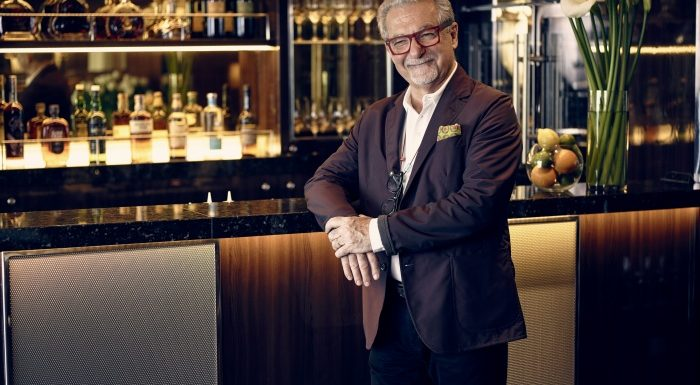 Seabourn recruits Tihany for new expedition ships