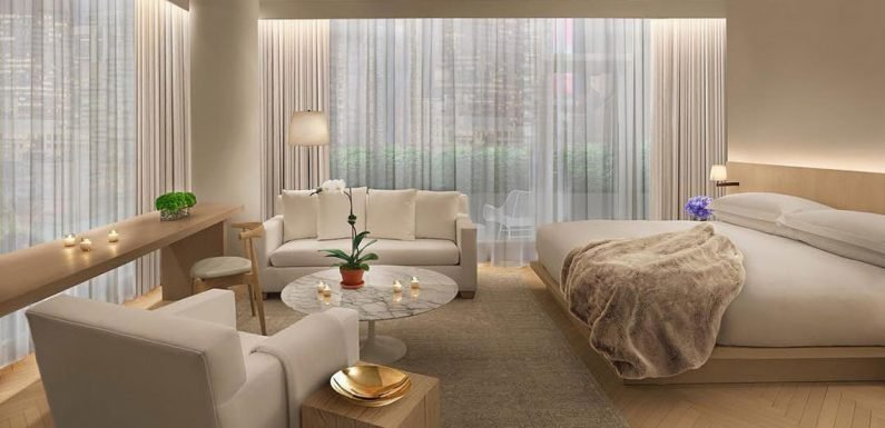 Ian Schrager touts new hotel as Times Square standout