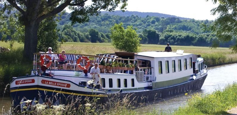 European Waterways waives solo fee on more than 40 departures