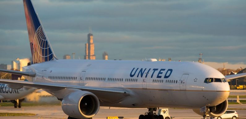 United flight to New Zealand makes emergency landing in Hawaii after pilot falls ill