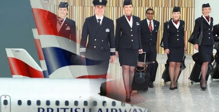 British Airways rules exposed: What female BA cabin crew are allowed but men are not