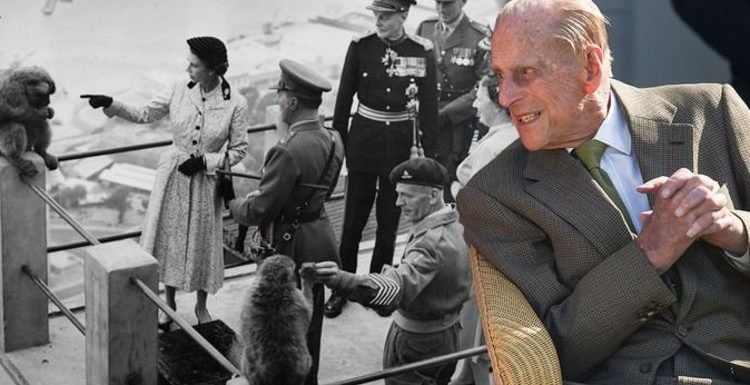 Prince Philip caused hysterics with this 'famous gaffe' about monkeys in Gibraltar