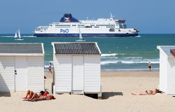 Surge in ticket sales for European ferries after Brexit delay