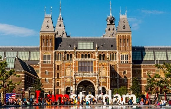 10 of the best restaurants near Amsterdam's main attractions