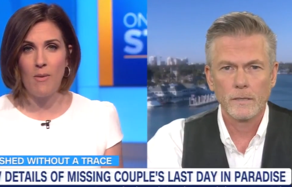 WATCH: Mark Murphy Shares Travel Safety Tips Amid Search for Missing Couple in Dominican Republic