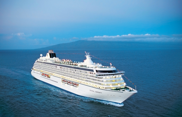Crystal Cruises' 2022 World Cruise Now Open for Booking