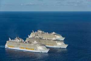 Royal Caribbean Celebrates 50 Years of At-Sea Firsts