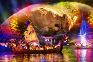 New 'Rivers of Light: We Are One' Show Coming to Animal Kingdom in May