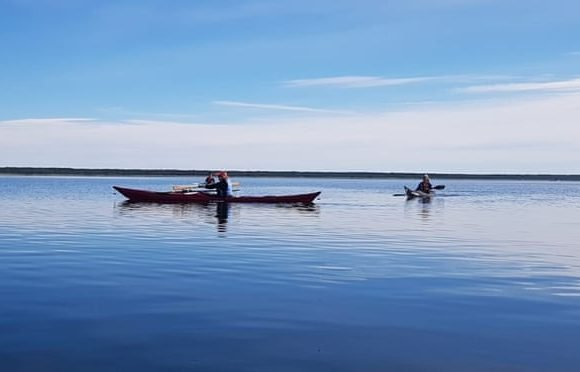 Wild weekend: Kayaking around Estonia's Pakri islands