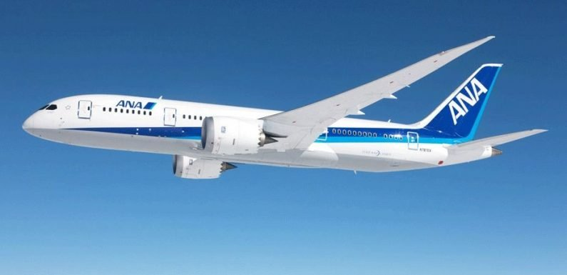 ANA to Debut New Economy Class Menu ·