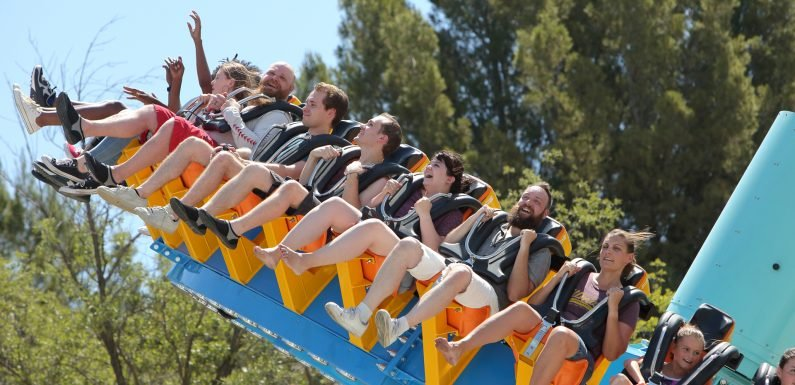 Awesome New Theme Park Rides Worth the Pricey Admission