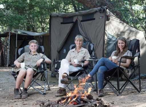 Camp Croc Hunter camping experience to be developed ·