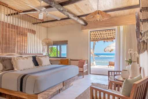 El Pez Hotel Adds On the Beach Rooms with Plunge Pools ·