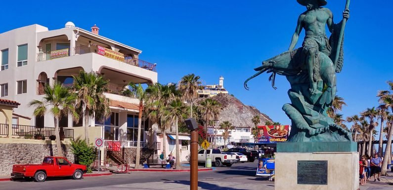 Cruise and Maritime Voyages doing Puerto Penasco departures