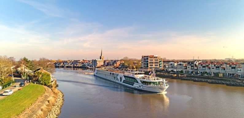 Two new five star river ships launched in Europe ·