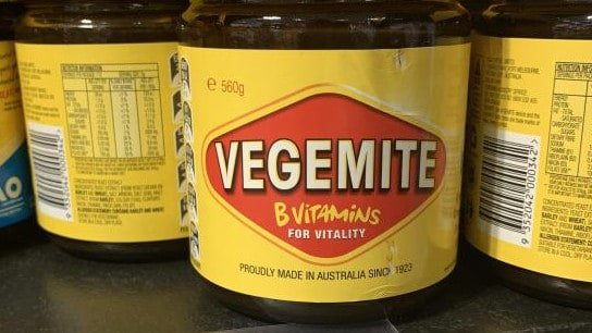 This will make for a few unhappy little Vegemites